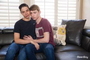 Chase Williams and Sebastian Fox 12