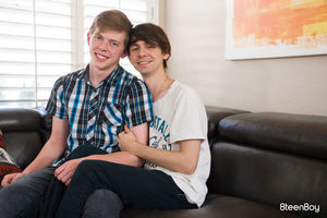 Caleb Gray and Trent Olsen 12