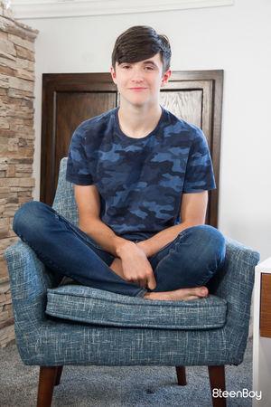 Texas boy Nathan James and Max Carter 12