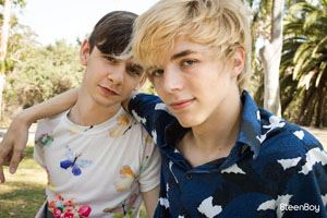 Jamie Ray and Caleb Gray 12