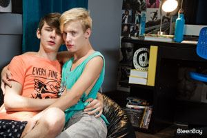 Caleb Gray and Adam Hunt 12