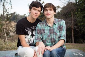 Jared Scott and Tristan Adler 12