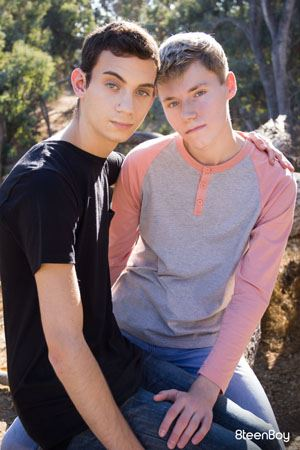 David Rhodes and Bryce Foster 12