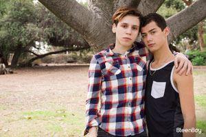 Devin Lewis and Nicholas Romero 12