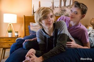 Jamie Ray and Ethan Helms 12