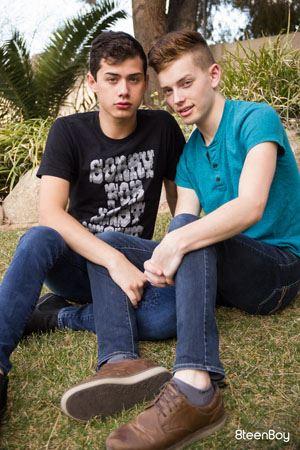 Nicholas Romero and Spencer Locke 23