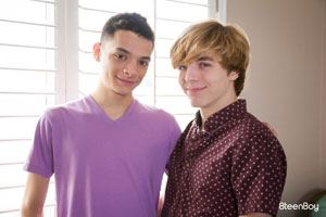 Jamie Ray and Milo Harper 12