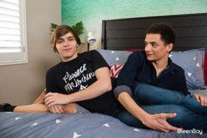 Tristan Adler and Milo Harper 23