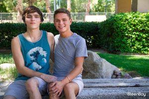 Tristan Adler and Dylan Hayes 12