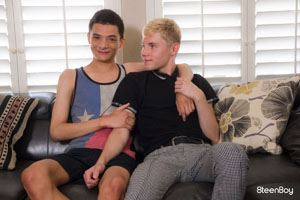 Bryce Foster and Milo Harper 23