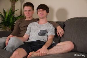 Caleb Gray and Taylor Coleman 12