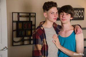 Caleb Gray and Riley Finch 12