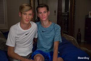 Julian Bell and Trevor Harris 12