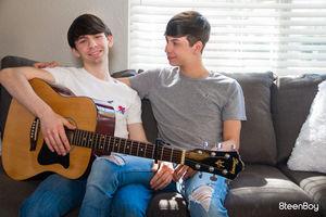 Caleb Gray and Sebastian Fox 12