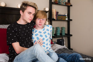 Sexy boys Charlie Flynn and Cody Wilson are two of the freshest faces at 8teenBoy 12