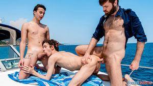 Erwan Lamour, Doryann Marguet and Paul Delay 11