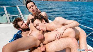 Erwan Lamour, Doryann Marguet and Paul Delay 20