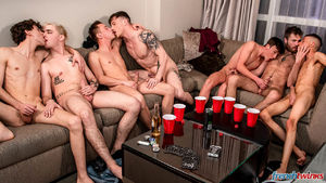 Enzo Lemercier, Paul Delay, Chris Loan, Doryann Marguet, Chris Summers, Justin Stone and Alex Killborn 25