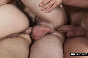 Josh Brady, Tristan Adler and Ashtin Bates 9