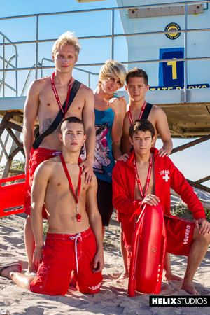 Helix Boys Max Carter, Kyle Ross, Tyler Hill, Blake Mitchell, Noah White, Sean Ford and Joey Mills 3