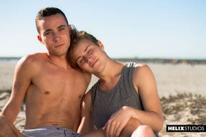 Chandler Mason and Wes Campbell 12