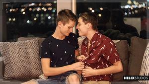Sexy boys Jacob Hansen and Trevor Harris 12