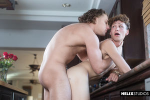 Calvin Banks and Hayden Lee 7