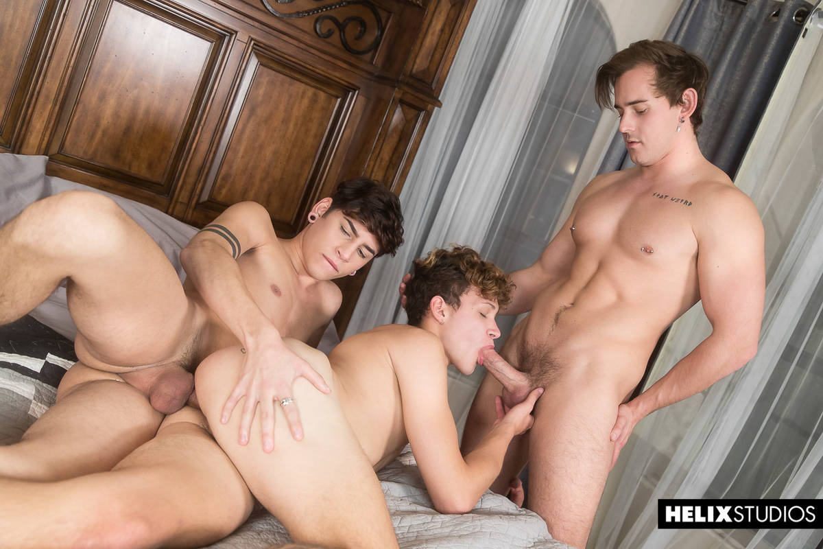 Meat Me in the Middle - Aiden Garcia, Josh Brady and Hayden Lee