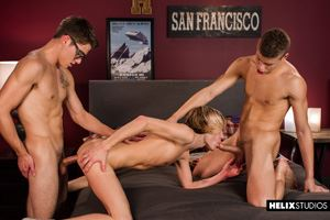 Kyle Ross, Blake Mitchell and Corbin Colby 19