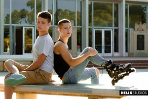 Hot on Wheels - Ryan Bailey and Sean Ford