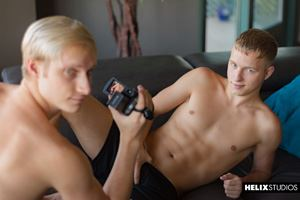 Max Carter and barely legal Noah White 3