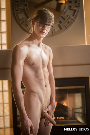 Chris Peyton sizzles in front of a blazing hot fire 4