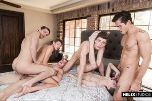 Travis Stevens, Ashton Summers, Johnny Hands, Riley Finch, Jacob Hansen and Garrett Kinsley  14