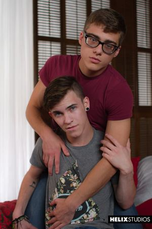 Blake Mitchell and Cameron Lane 2