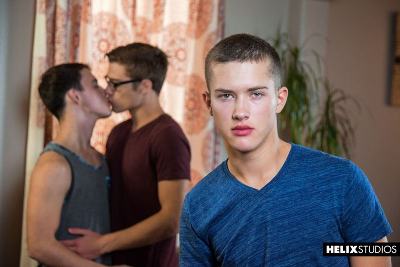 Ford >> Breakin In - Scene Four Zach Taylor, Blake Mitchell and Sean Ford | HELIXSTUDIOS