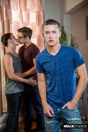 Zach Taylor, Blake Mitchell and Sean Ford 23