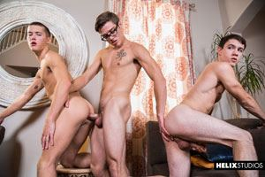 Zach Taylor, Blake Mitchell and Sean Ford 25