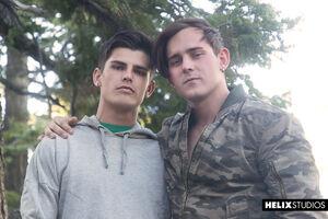 Josh Brady and Seth Peterson 9