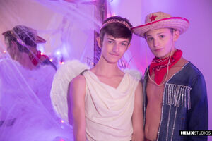 Garrett Kinsley and Aaron Roberts 14