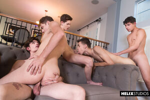 Aiden Garcia, Riley Finch, Jacob Hansen, Alex Riley, Jace Myers, Kane Fox and Eli Bennet 11