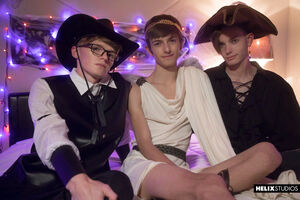 Aaron Roberts, Jimmy Andrews and Spencer Locke 12