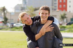 Tackle the Twink - Evan Parker and Noah White