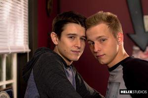 Evan Parker and Noah White 42