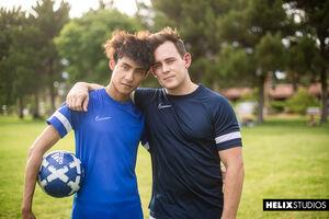 Josh Brady and Luca Ambrose 2