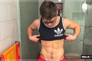 Wet and Wild With Blake Mitchell 26