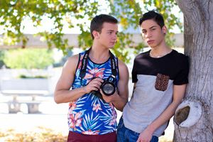 Logan Cross and Aiden Garcia 23