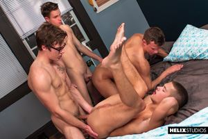 Blake Mitchell, Logan Cross, Colton James and Sean Ford 41