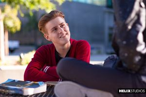 Helix Studios - Student Services Noah White with Wes ...