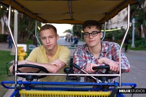 Blake Mitchell and Noah White 12