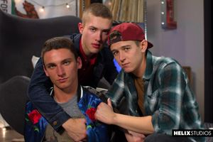 Helix Studios presents Beck Hartle, Evan Parker and Sean Ford 49